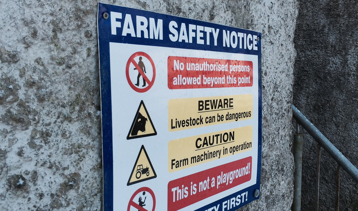Basic Payment cuts would make 55% of farmers take note of farm safety