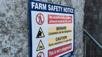 Faults found with over 50% of farms inspected by the HSA in May