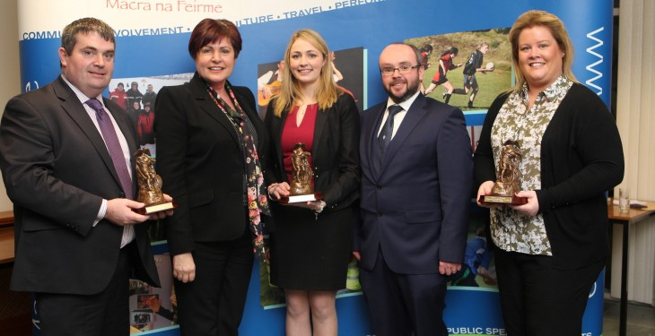 Macra awards 'outstanding young leaders'