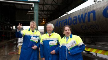 Arrabawn's operating profits jump by €2.5m following 'strong performance' in 2016
