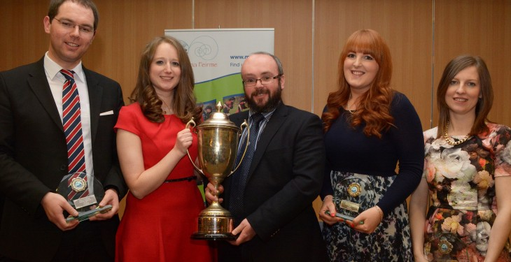 National titles for Carrigaline, Tullamore and Durrow Macra clubs