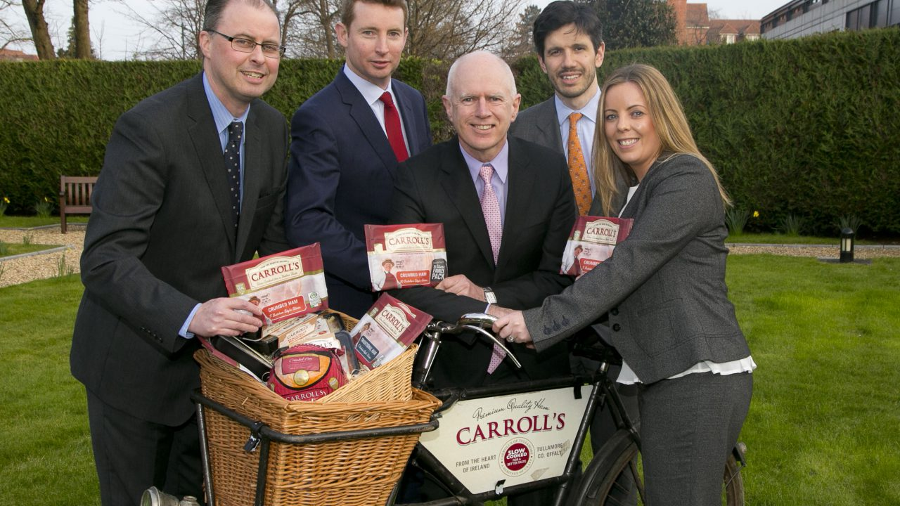 Irish private equity fund to invest in Carroll Cuisine
