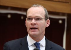 Coveney meets NI party leaders amid concerns over withdrawal agreement