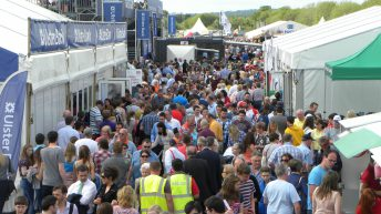 Going to Balmoral Show? Here's how to get there
