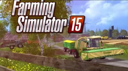 Farming Simulator to be released for Playstation and Xbox