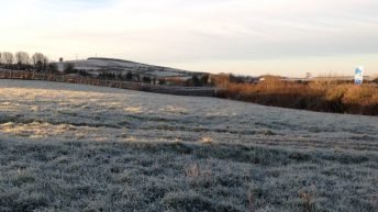 Frosty weekend in store with mixed daytime weather