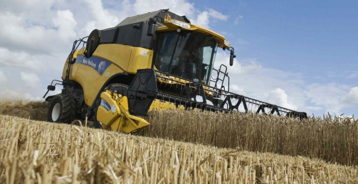 So far so good for winter wheat – yields of over 4.5t/ac recorded