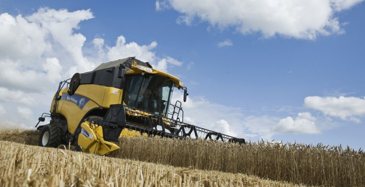 Ukraine 2015 grain harvest estimated to be significantly down