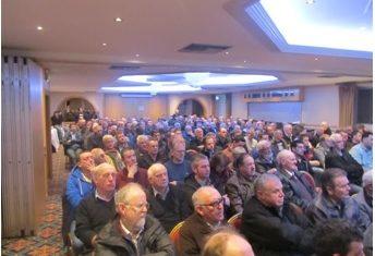 Hundreds attend first national meeting of INHFA