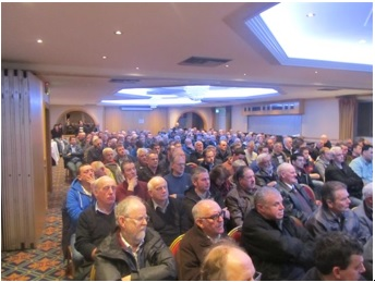 Hundreds attend first national meeting of INHFA