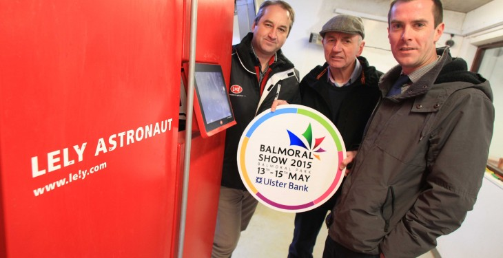 Video: Balmoral Show 2015 Day 1 highlights