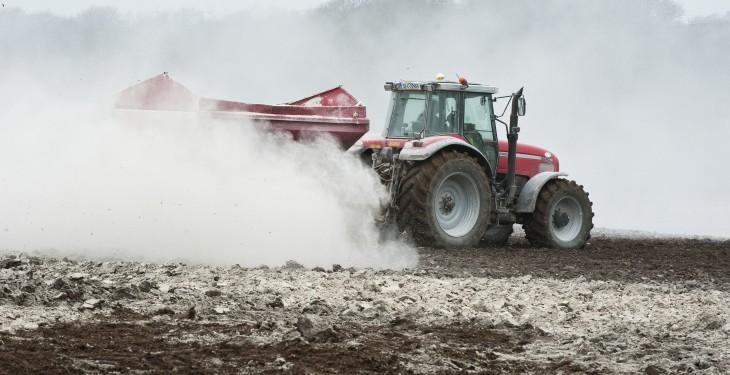 Here's why Irish farmers spread over 850,000t of lime in 2014