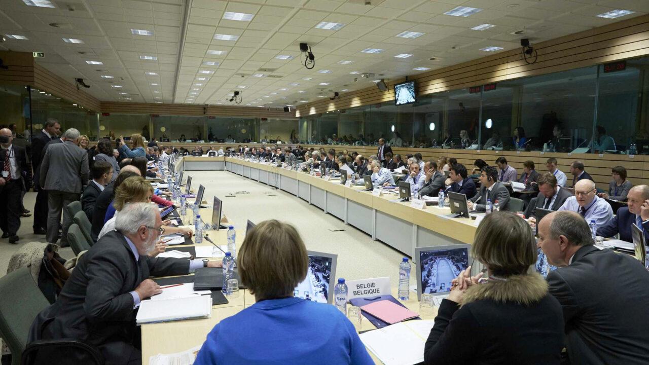 EU Ministers discuss milk market crisis at Brussels meeting