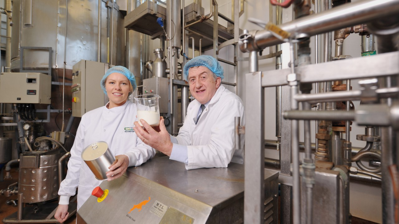 New sensor to make milk products safer and their production less wasteful