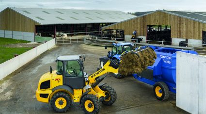 Video: New Holland launches new compact wheel loader