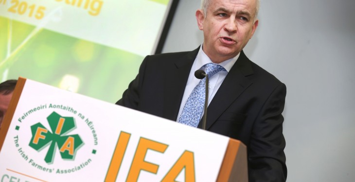 Elimination of unannounced inspections part of IFA's submission on CAP simplification