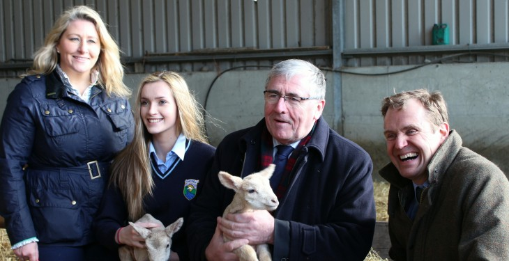 Over 2,500 students take part in 'Farm Walk and Talk'