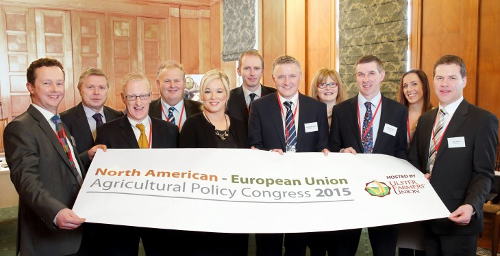 Northern Ireland to host international agriculture conference