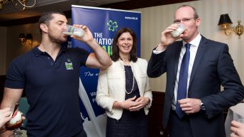 National Dairy Week launched by sports stars