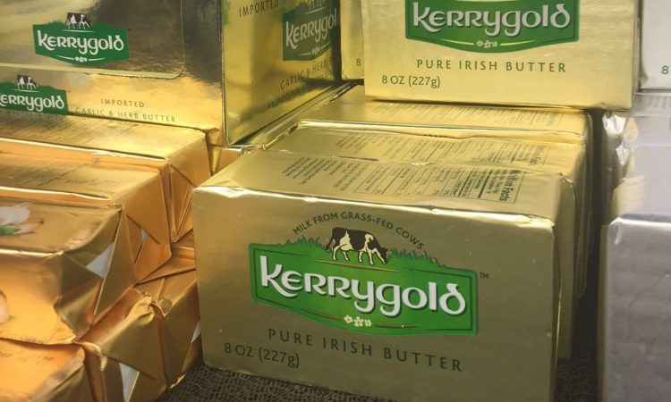 Kerrygold butter to be hit by new 33% US tariff