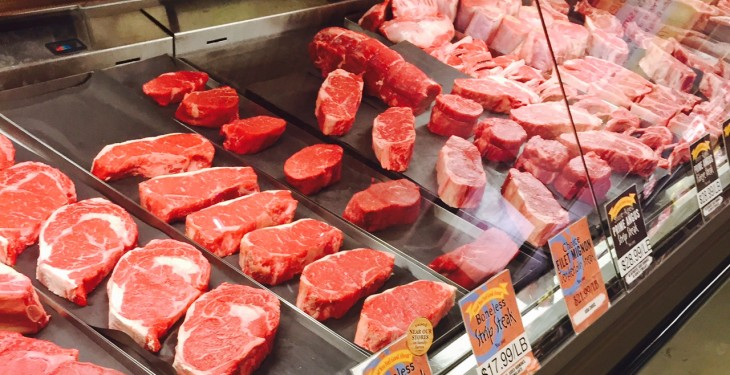 Questions raised over 'importing meat from all over the globe'