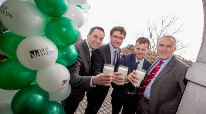 New joint venture in the Irish grass seed market