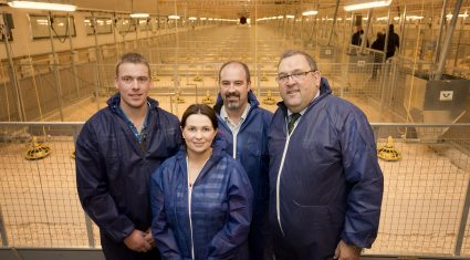 Moy Park develops new 'state-of-the-art' poultry house