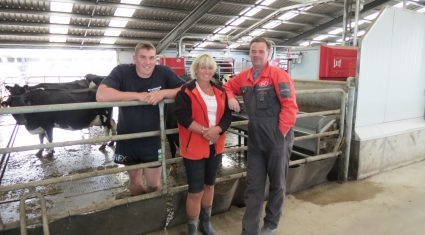 1,500 cows to be milked with Lely Astronaut milking robots in New Zealand