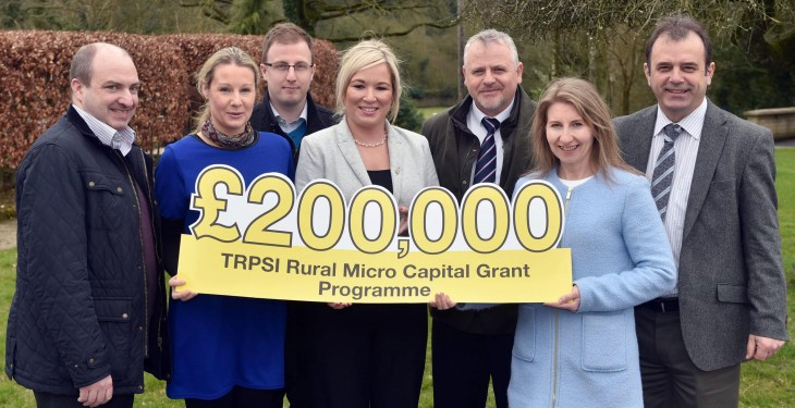 New rural funding programme for the North