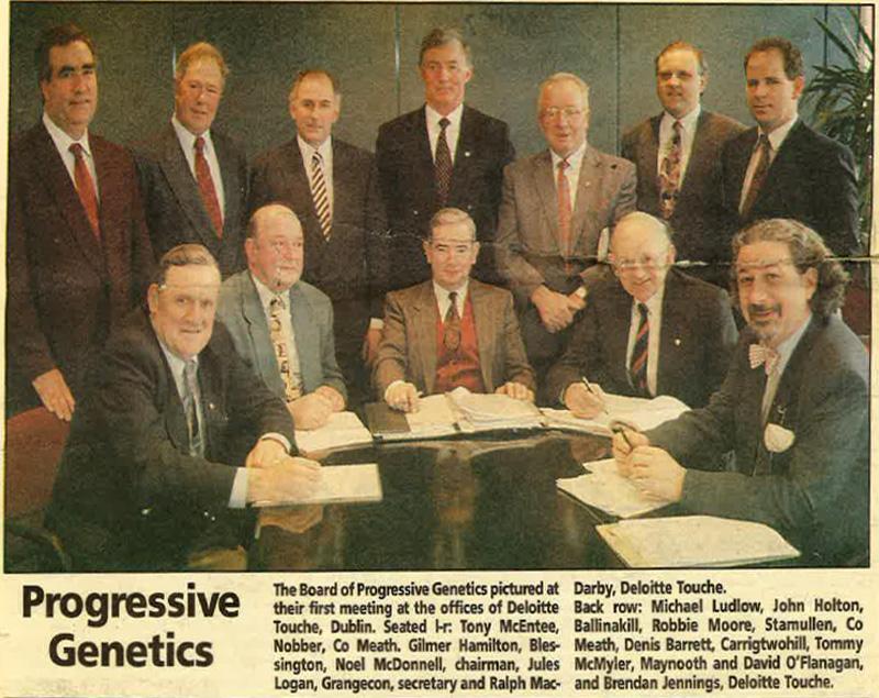 Progressive Genetics launch