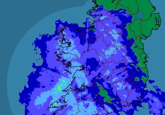 Wettest March for parts of Ireland in 21 years – Met Eireann