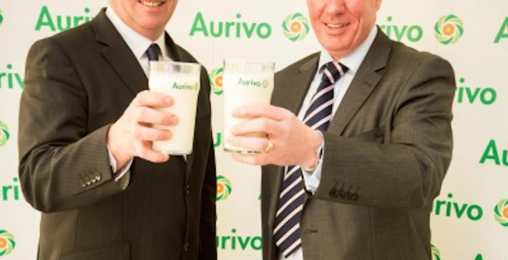 Aurivo milk pool to grow by 25%