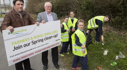 €6,000 in prizes up for grabs in rural clean-up initiative