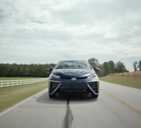 Video: Toyota is developing a car that will run on cow dung!