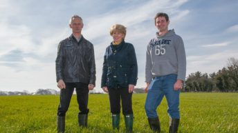 Dairy farm walk: Journey from 50-220 cows on fragmented Sligo farm