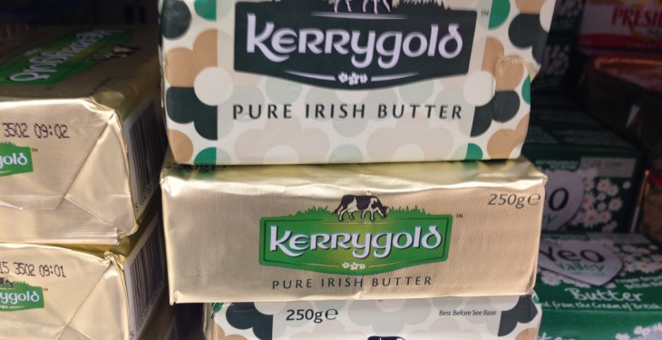 Strong global butter sales to be maintained throughout 2017