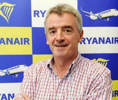 Publishing farm payments: 'I've no issue with it' – Ryanair boss