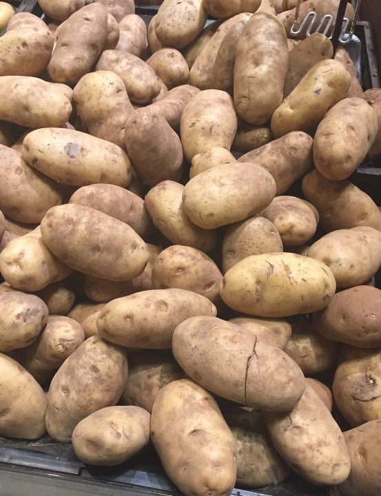 Co-funding from EU approved for €4.3m potato campaign