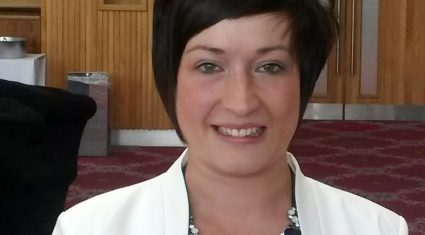 Roberta Simmons is the new YFCU president