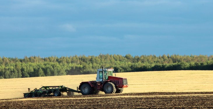 A recent report shows UK farm incomes have fallen across most farm types