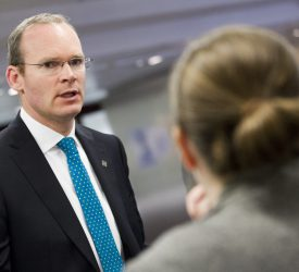 Coveney welcomes 'significant progress' on NI Protocol issues