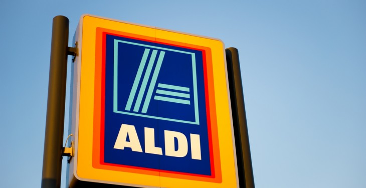 Aldi's brand value overtakes Tesco's