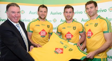 Aurivo farm safety initiative to feature in GAA championship game
