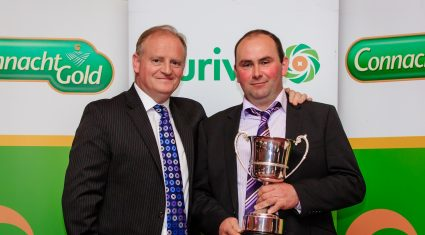 Eight Aurivo milk suppliers receive milk quality awards