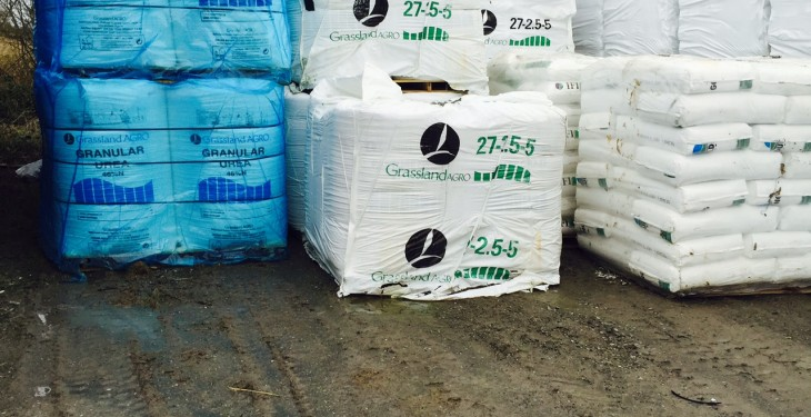 Start of silage season sees fertiliser market pick up