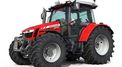 Do you want to own a record-breaking Massey Ferguson tractor?