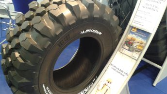 Michelin launches new telehandler tyre suitable for farmers