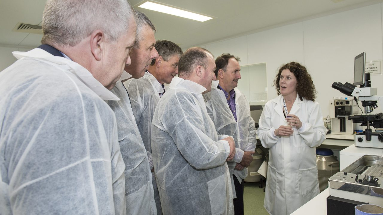 National Cattle Breeding Centre opens new laboratory in Naas