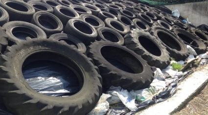 Agricultural tyres to avoid new recycling charge