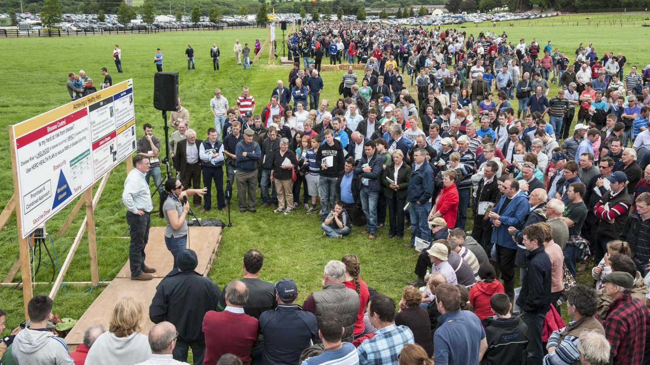Map: Find your way around the Moorepark '19 Dairy Open Day